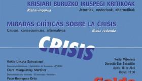 Mesa Redonda Crisis