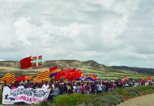Marcha a las Bardenas