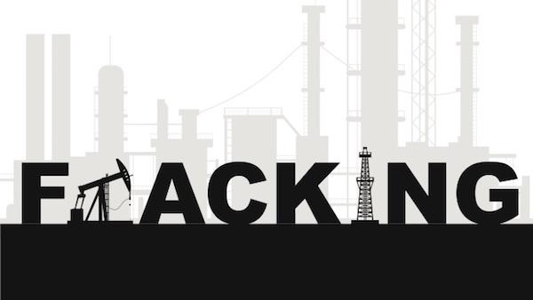 fracking-letrero